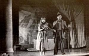 Susan Howe Poets Theatre