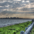 Deer Island Winthrop MA by Daniel Levy
