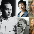 Triptych of Fall 2020 authors